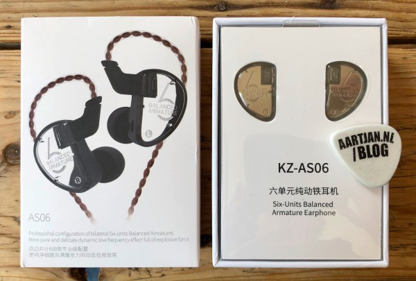 KZ AS06 review
