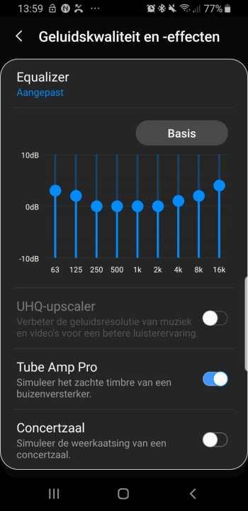 Tube Amp Pro AKG Samsung Galaxy
