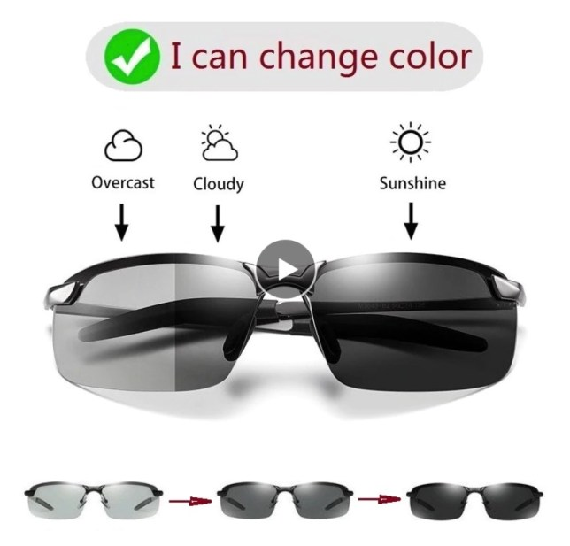 photochromic zonnebril goedkoop