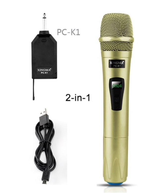 draadloze microfoon