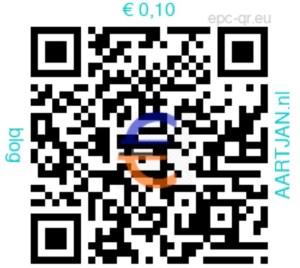 qr code betaalverzoek gratis