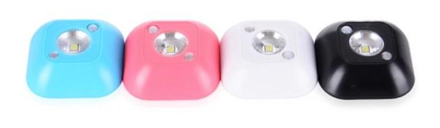 pir sensor beweging lamp led batterij
