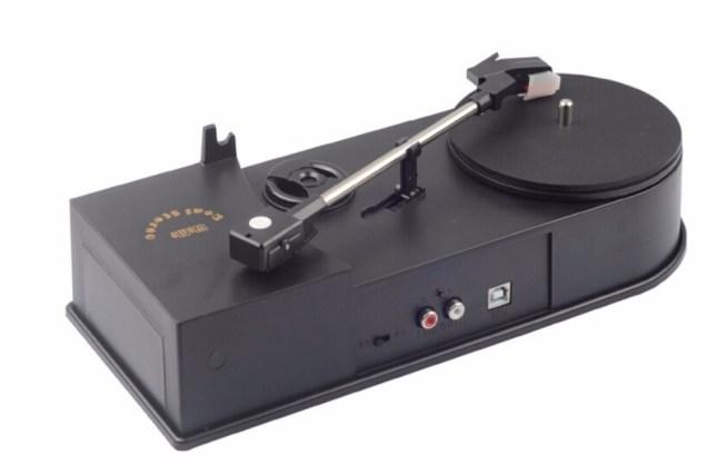 vinyl digitalisern USB platenspeler pick up