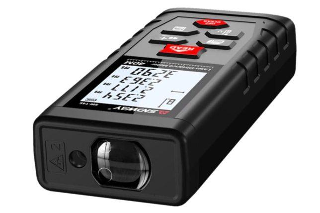 laser afstandsmeter centimeter