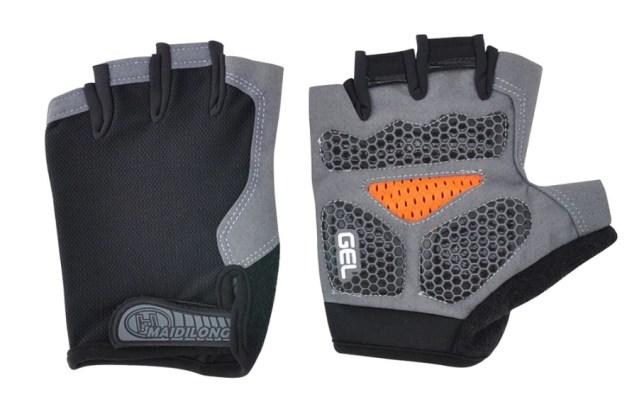 half finger glover racefiets ountainbikes handschoen
