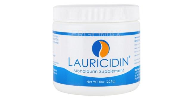 Lauricidin 100% monolaurine