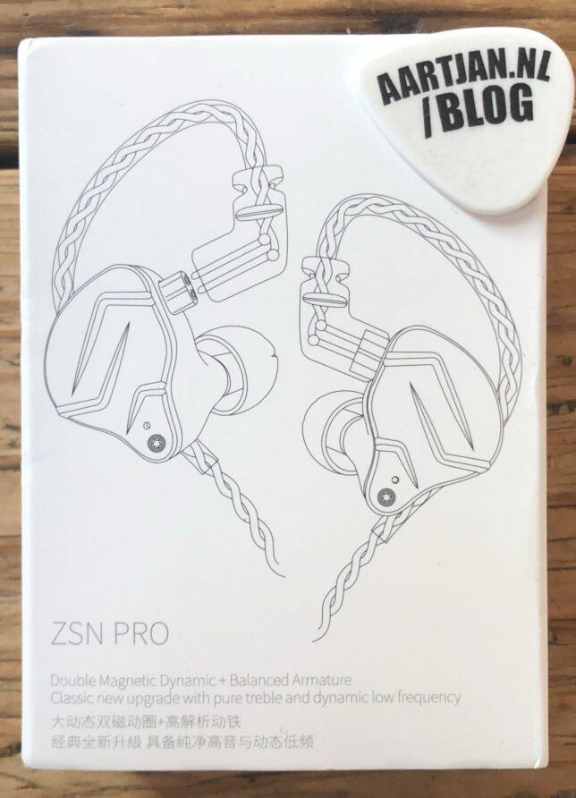 KZ ZSN pro review
