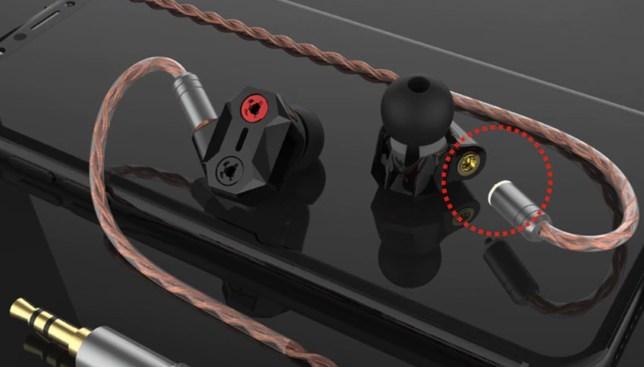 Shuoer Tape review: in ear electrostaten