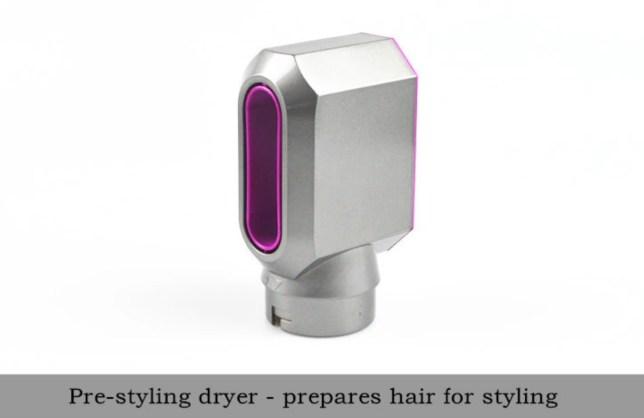 Dyson haardroger-set goedkoop