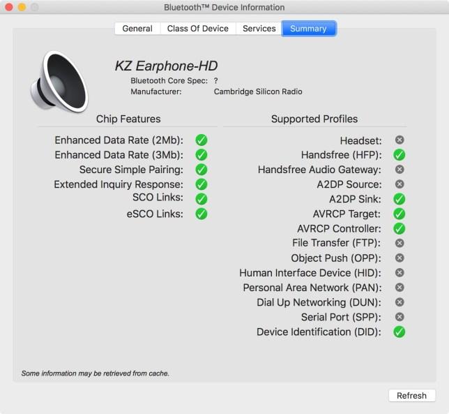 KZ Bluetooth nekkabel review