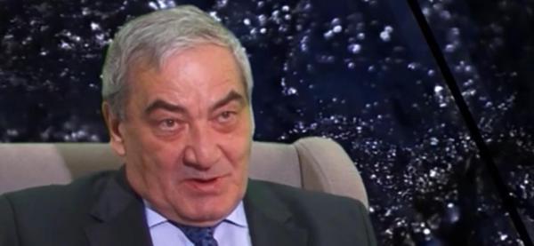 Государственный советник Республики Саха Вячеслав Штыров ...