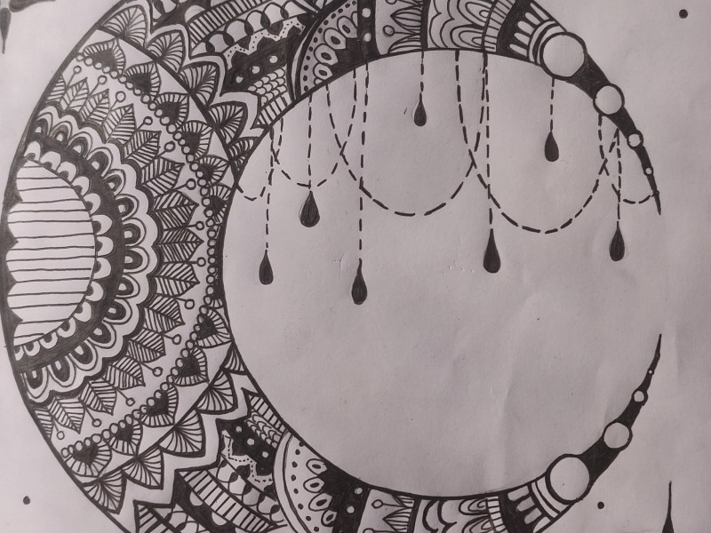 Mandala Drawing 1
