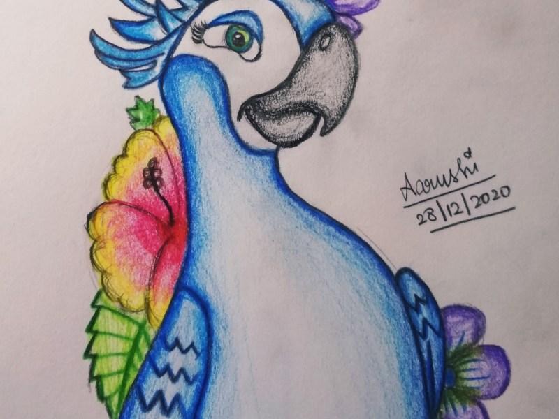 Jewel (Rio) Sketch
