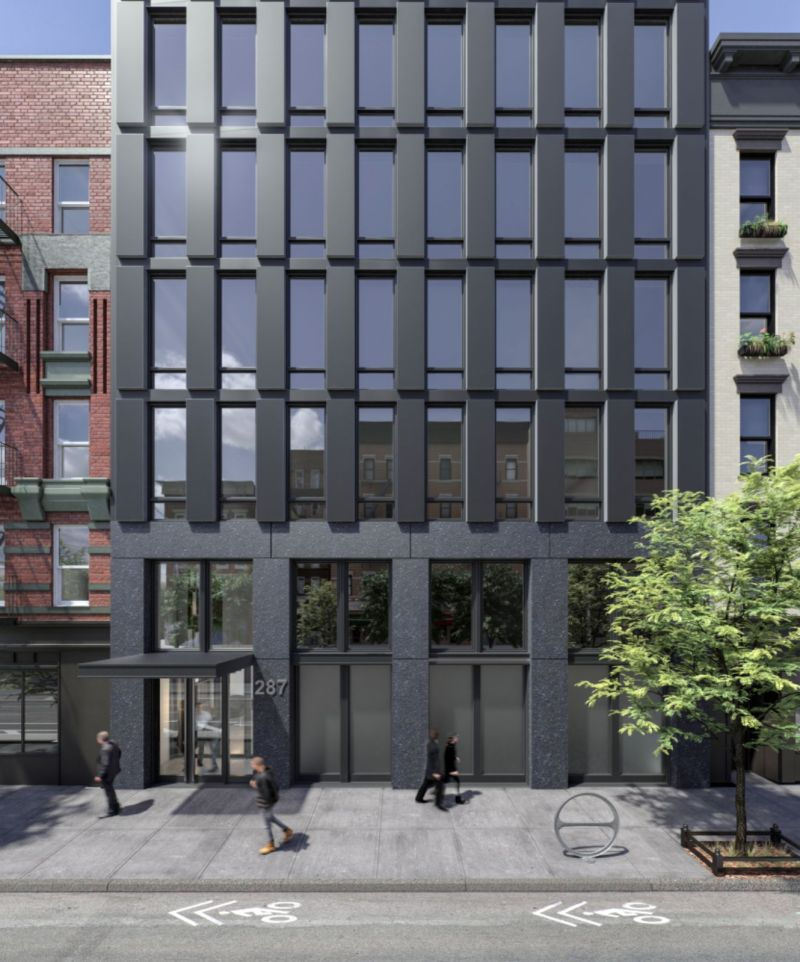 287 East Houston In New York By AA STUDIO