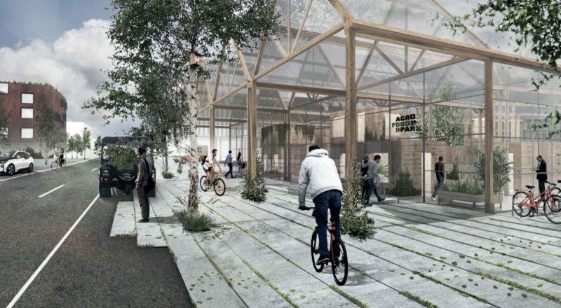 Agro Food Park Expansion in Aarhus
