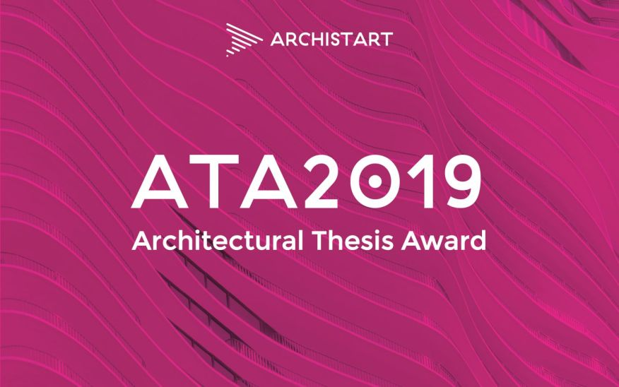 Architectural Thesis Award 2019