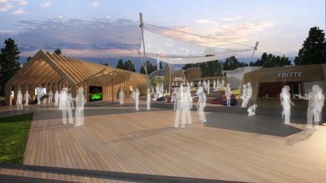 Belgium Pavilion Expo Milano 2015