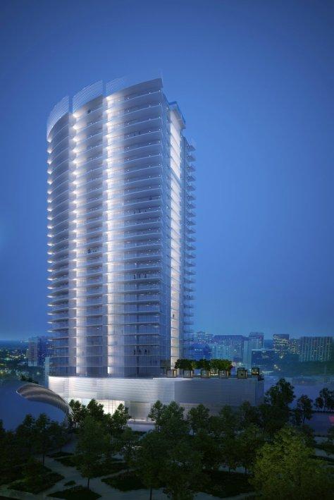 Bleu Ciel Tower