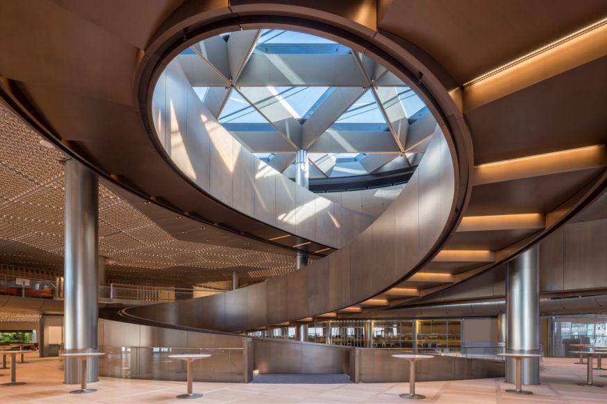 Bloomberg's headquarters