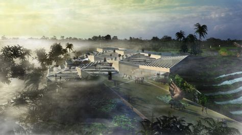 Budidesa Art Park