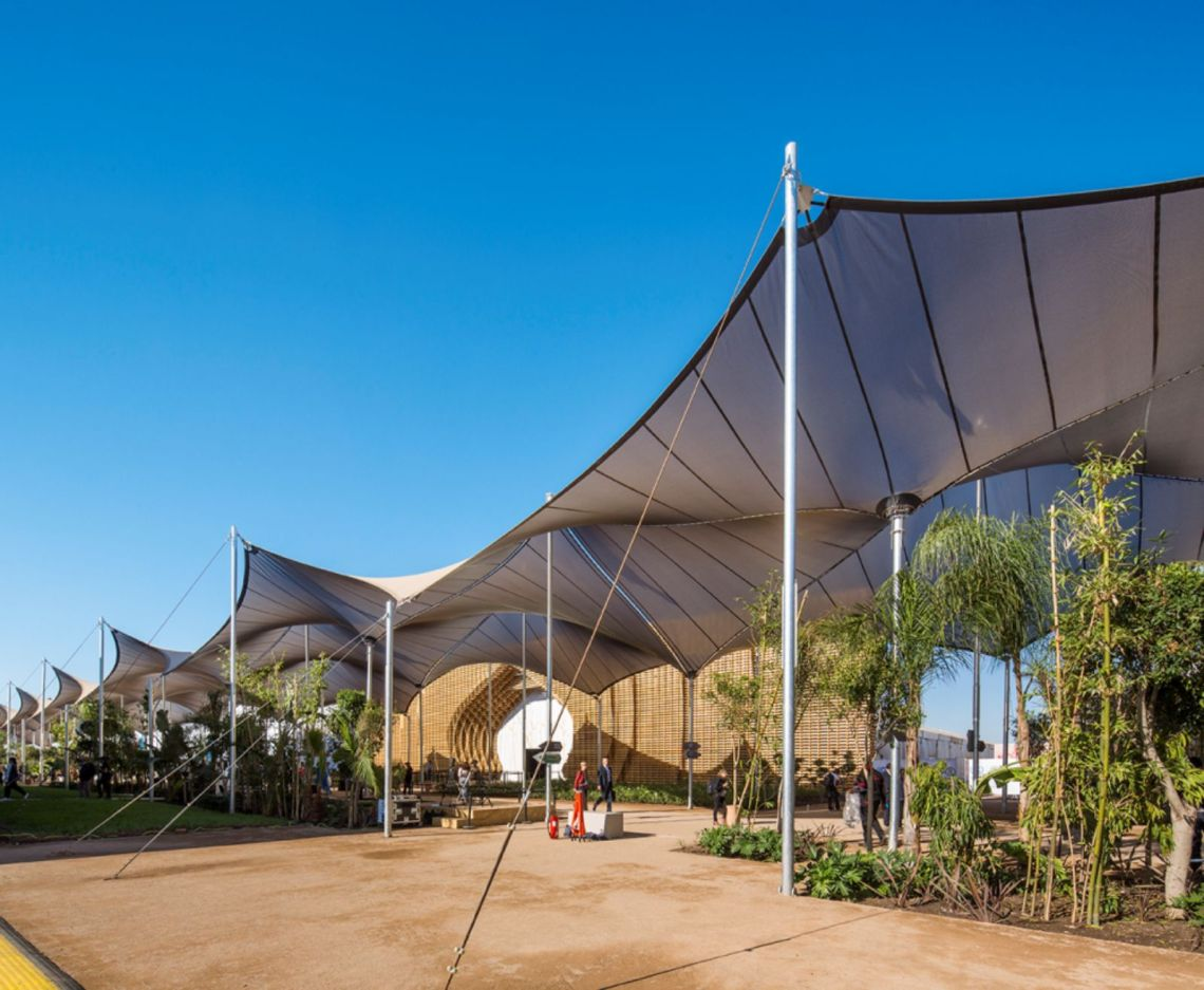 COP 22 Village