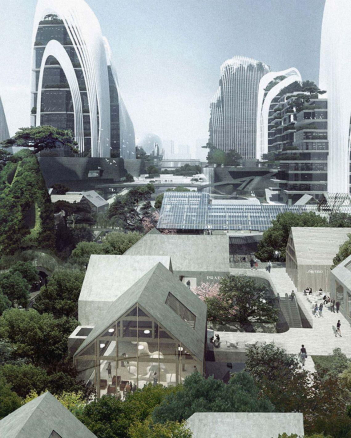 Di-Generic Cities