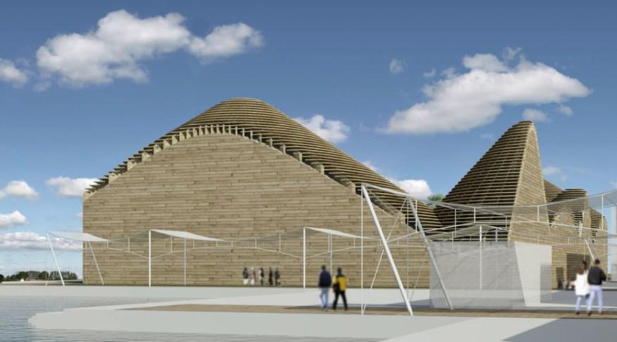 Pavilion Zero