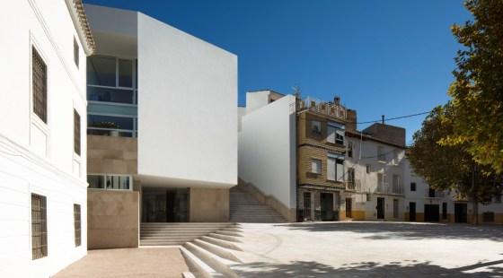 Employment Building Baza Granada