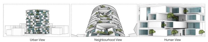 Farmanieh Residential Tower
