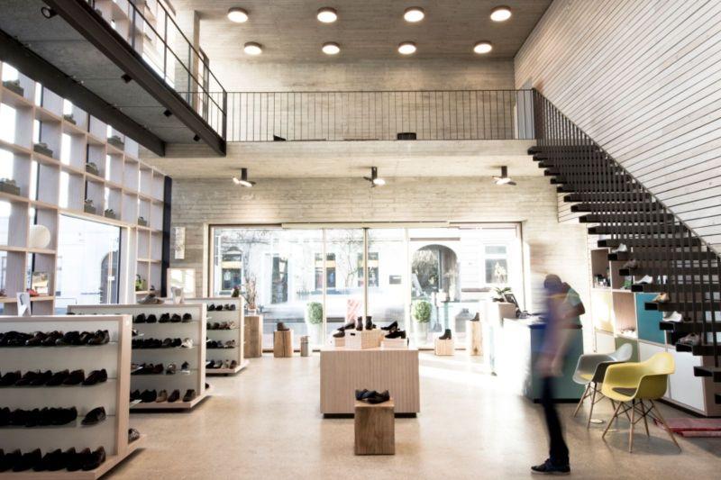 Flagship Shoe Store