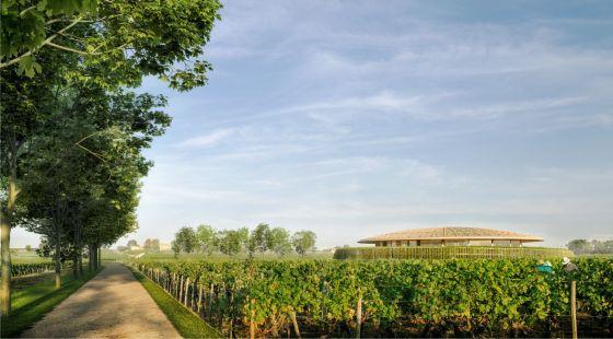 Le Dôme winery