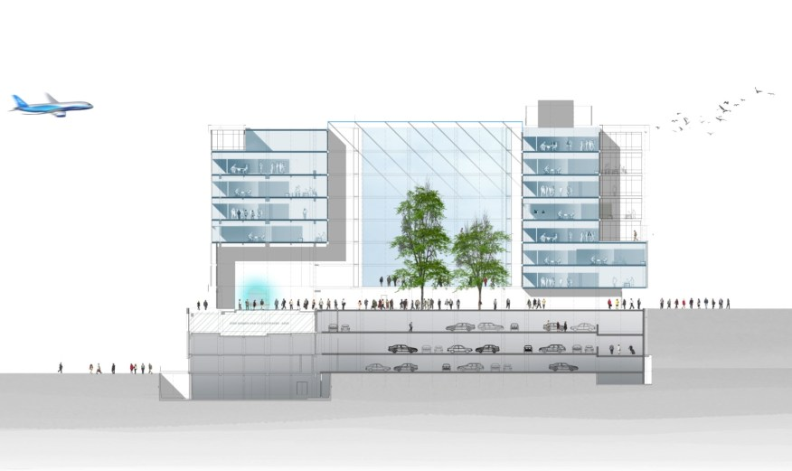 Gateway - Deloitte HQ