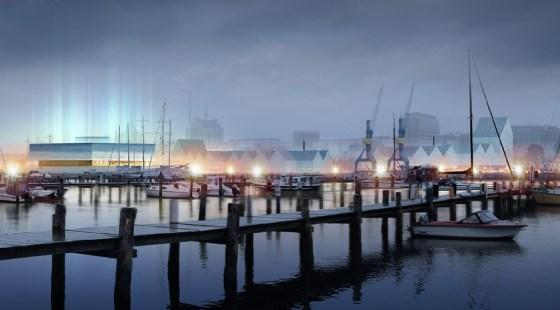 Rostock city centre