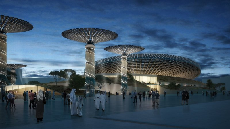 Sustainability Pavilion for Expo 2020 Dubai