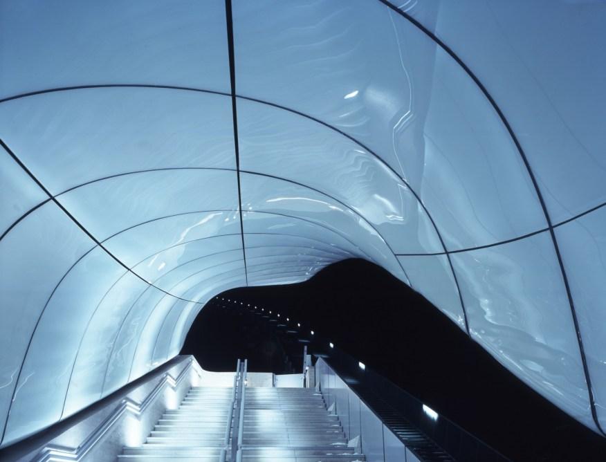 Hungerburg funicular railway