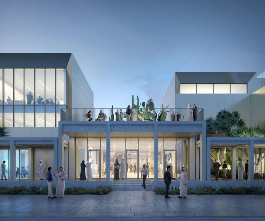 Jameel Arts Centre Dubai
