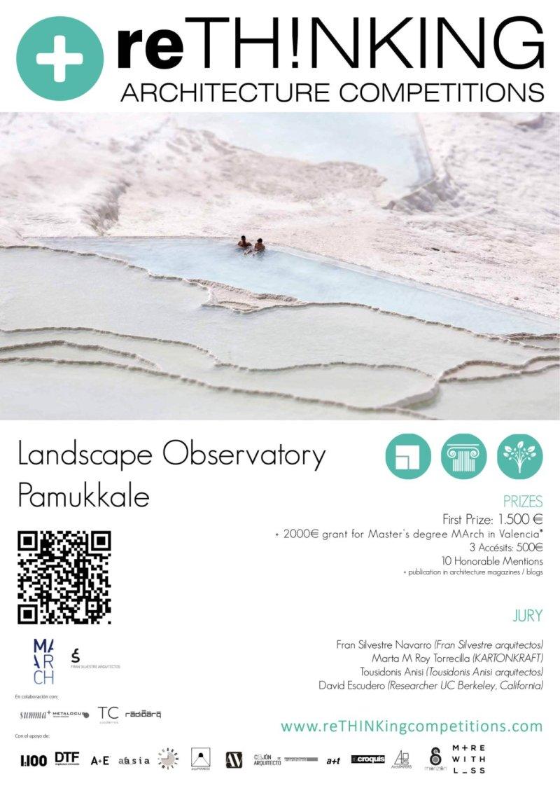 Landscape Observatory Pamukkale