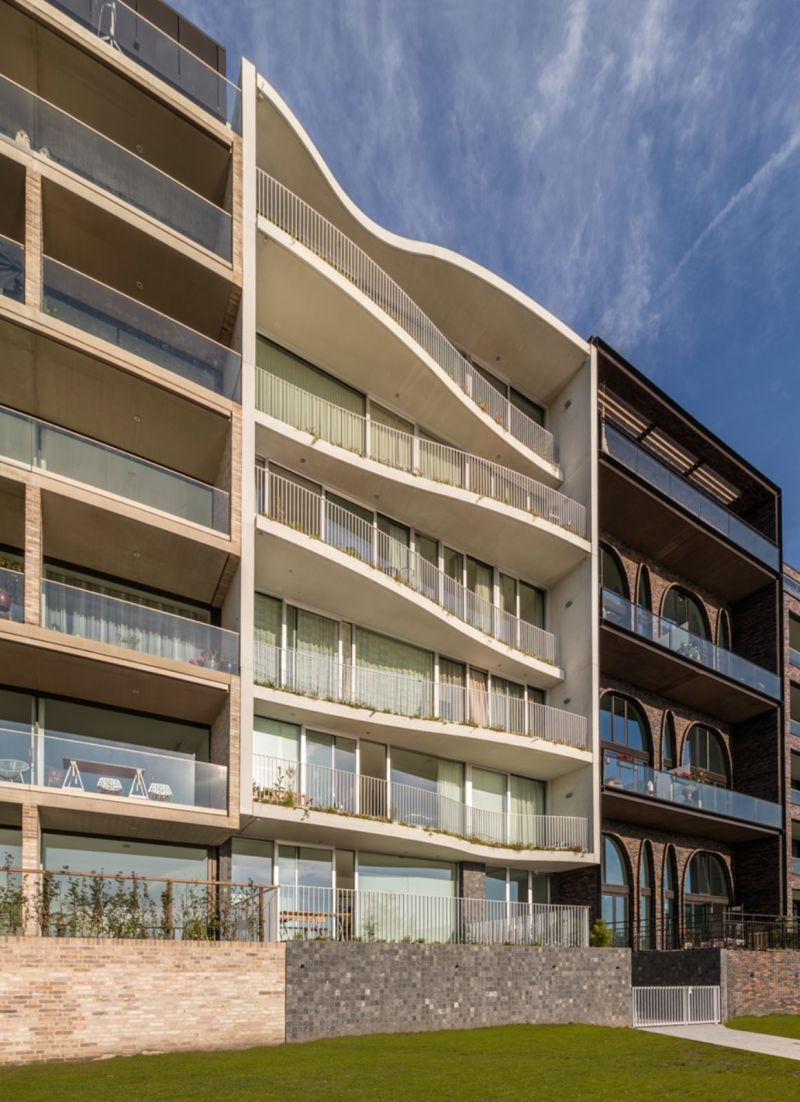 Lofts aan de Amstel