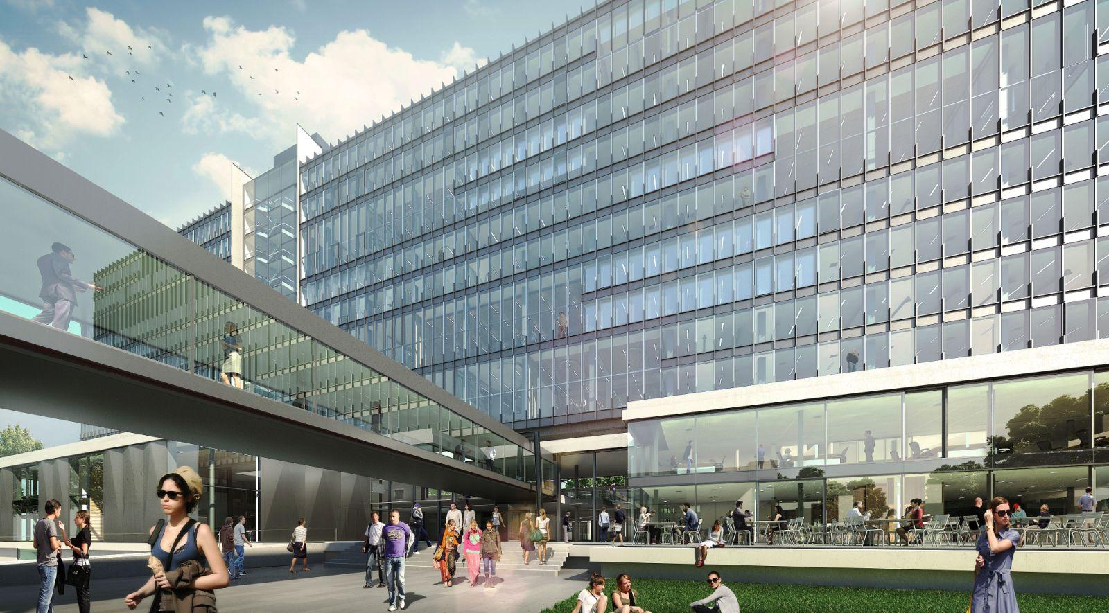 Team V Architectuur.Main Building Eindhoven University By Team V Architectuur