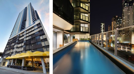 new level of luxury to Southbank site