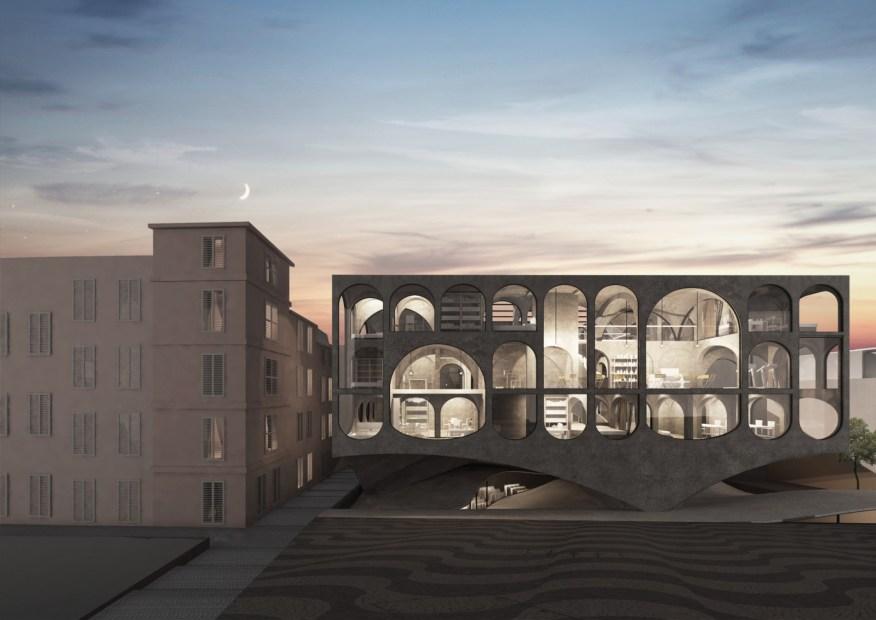 Marseille Social Housing