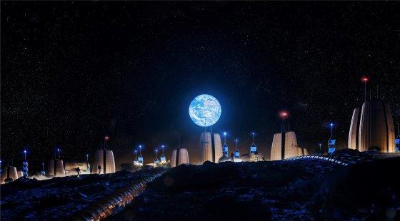 Moon Village