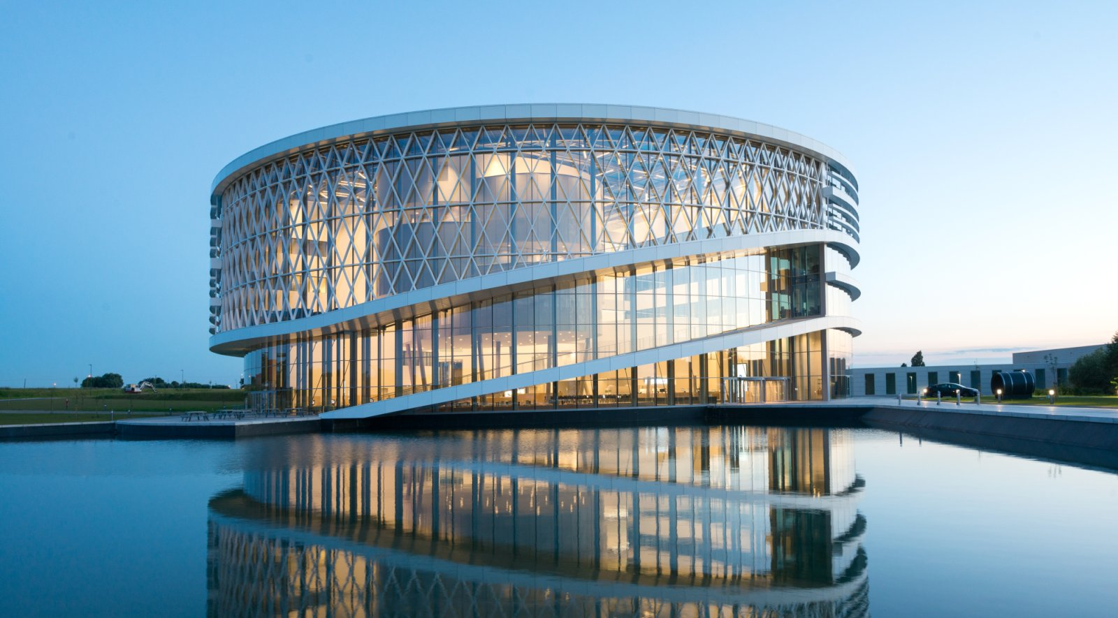 New Barco headquarters