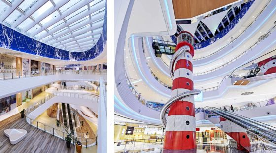 DNA Shopping Mall