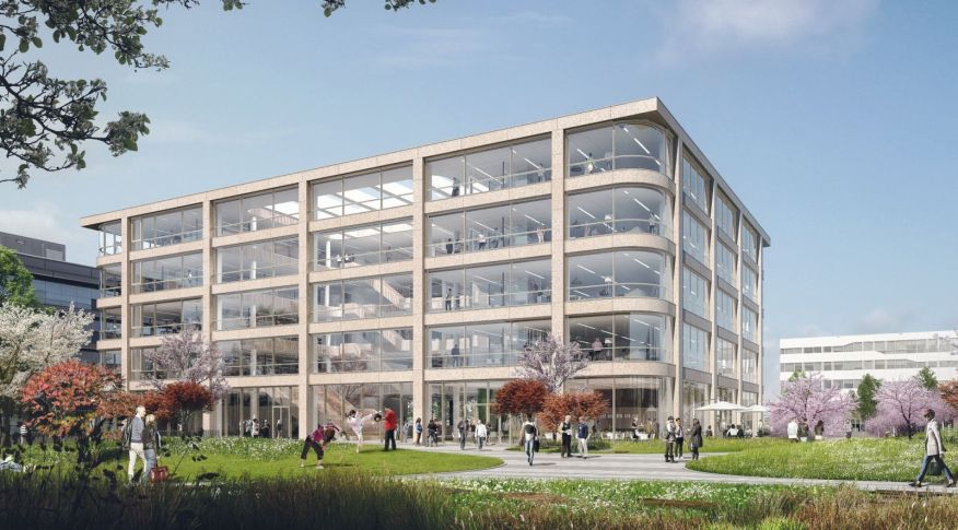 New Danone Headquarters