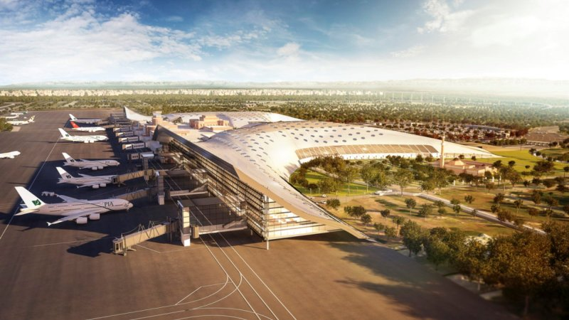 New Lahore Airport