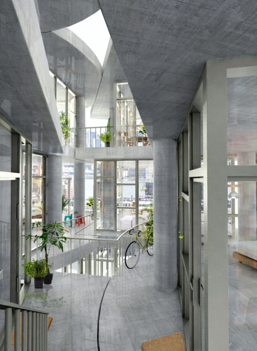 New York Affordable Housing Challenge