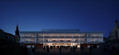 Kulturpalast Dresden new concert hall