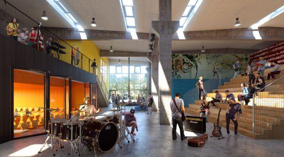 Roskilde Festival Folk High School