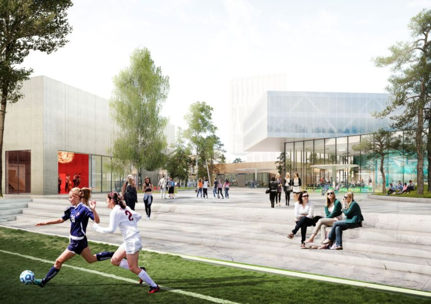 Sports and Culture Campus